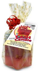 Lucky Star Cash Candle - Lucky Star Money Candle